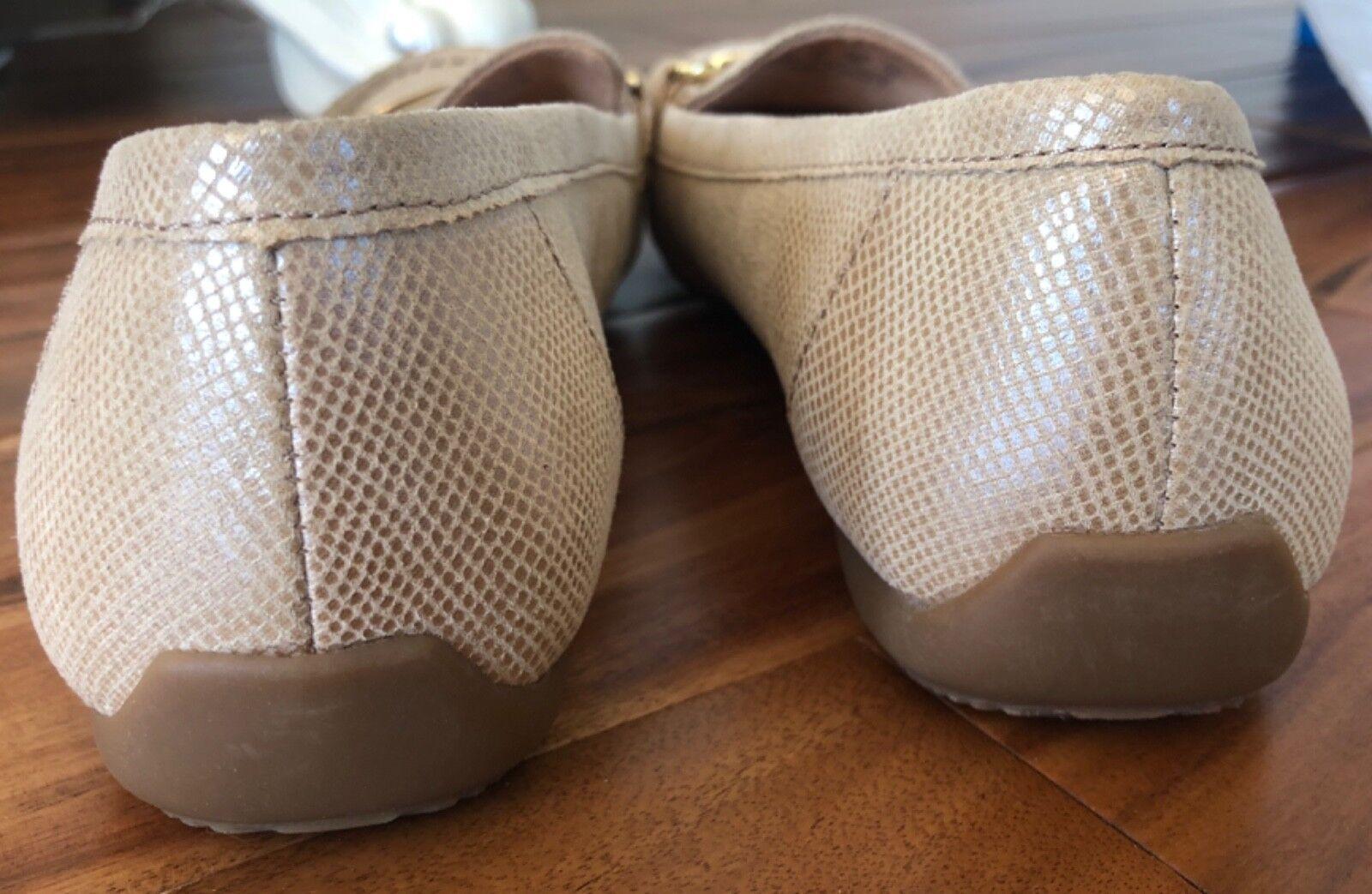 Naturalizer Flat schuhe Footwear Comort Flat Naturalizer Natural Farbe 8 NEW f21419