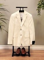 Suit Stand , Bedroom Valet Stand Shirts Iorning Hanging Jackets Pants Shoes on sale