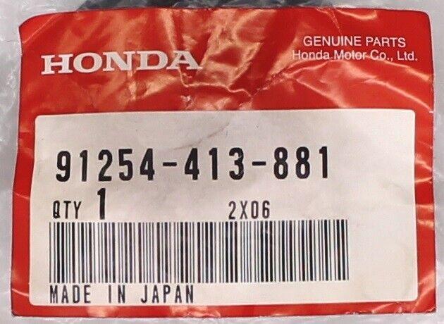 DUST SEAL  FR FORK Honda 91254-413-881