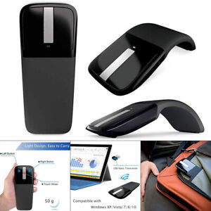 fe72f7bca4a Wireless Mouse For Microsoft Surface Arc Touch 3D Computer Mouse 2.4 ...