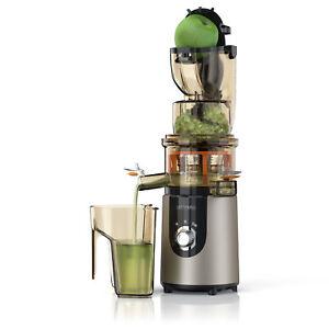 Arendo Automatik Entsafter | Multi Vitamin Entsafter | Saftpresse | Slow Juicer