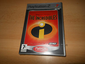 neuf-et-emballe-disney-pixar-the-incredibles-PS2-PLAYSTATION-2-platine