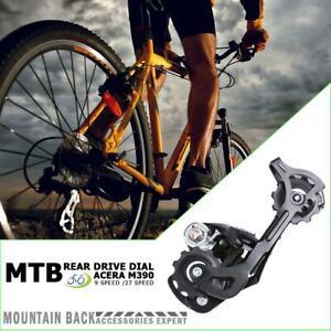 M390-Schaltwerk-9-27-Speed-MTB-Mountainbike-Umwerfer-Fahrradteile-Kit