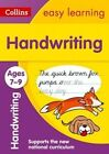 Handwriting Ages 7-9 by Collins Easy Learning (Paperback, 2015)