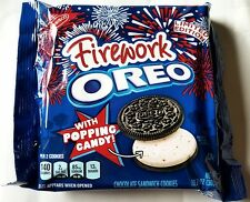 NEW Nabisco Oreo Firework Limited Edition Cookies FREE WORLDWIDE SHIPPING