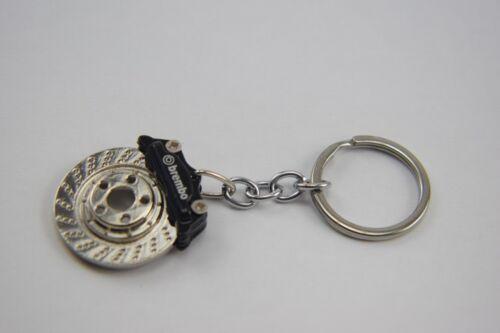 étrier noir Porte clés type disque de frein Vendeur Français