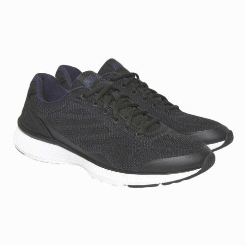 P1 FILA Men/'s Memory Startup Sneaker Cross Training Athletic Shoes Navy//Black