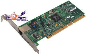 GIGABIT LAN CARD BCM95703A30U PCI-X Base-T GIGABIT NETZWERKKARTE MIT RJ-45