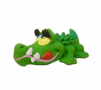 LANCO 100% Natural Rubber Crocodile Sensory Tactile Fidget Toy OT