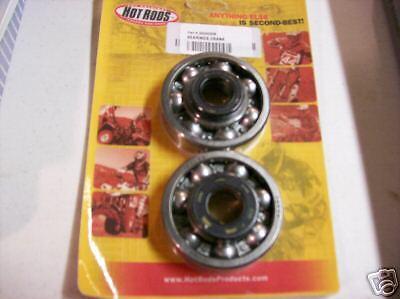 RM 125 ENGINE CRANK BEARINGS /& SEALS KIT 82-88 24-1015 SUZUKI RM125