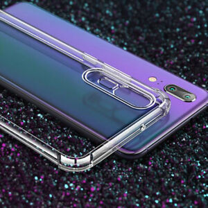 Luxury-Super-Shockproof-Clear-Case-For-Huawei-P30-Pro-Soft-Silicone-Cell-Ph-MC