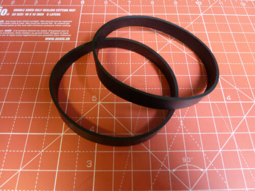 2 x COMPATIBLE BELTS FOR VAX U91-P1 VACUUM CLEANER #160