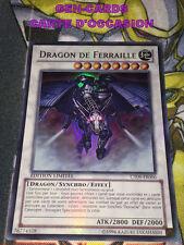 OCCASION Carte Yu Gi Oh DRAGON DE FERRAILLE CT09-FR006
