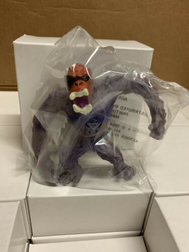 Never Opened 1 Sealed In Box Figure Kenner Congo Mail Away Promo