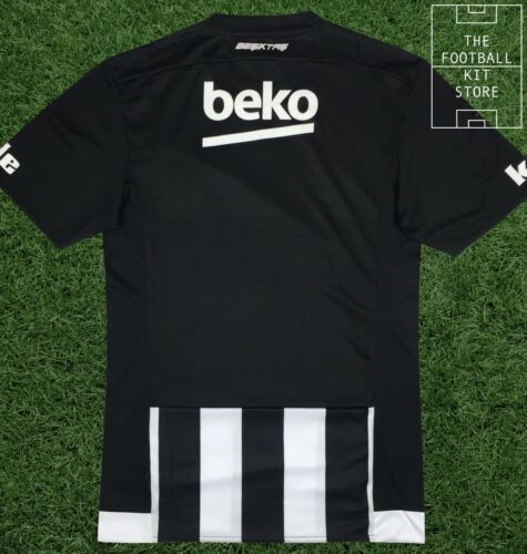 BESIKTAS lontano Camicia-Ufficiale Adidas TURCO FOOTBALL JERSEY-Da Uomo-Tutte le Taglie