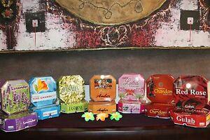 NEW-Balinese-DARSHAN-Incense-Coils-Box-10-7-Fabulous-Fragrances-BALI-Incense