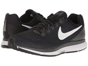 8 880561 34 Nike Donna Bianco Largo Air Taglie Pegasus 10 Nero Zoom 001 qggFPaY