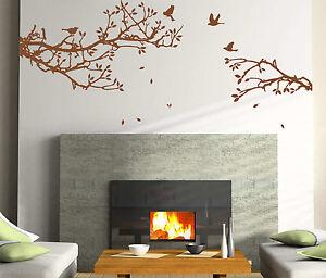 ... Rami D 039 Albero Amp Uccellini Decorazione Muro