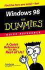 Windows 98 by Greg Harvey (Paperback, 1998)