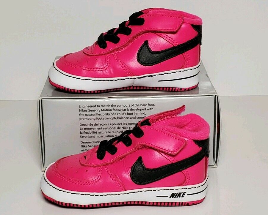 NIKE BABY FORCE 1 GIFT PAC ( CB) SIZE 4
