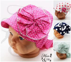 Baby Kids Toddler Girls Hat Headscarf Elasticated Headband Bandana Cap