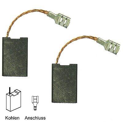 ws 6-100 me 6x9x15,5mm Charbon BALAIS AEG ws 6-115 2149 ws 6-125 ws 6-100