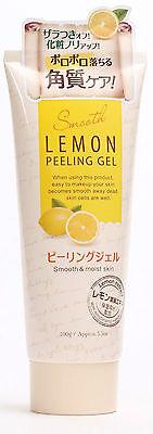 New product!Moisture Lemon extract Peeling Gel,Smooth moist skin,from JAPAN