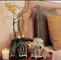 Southern Living At Home Trellis Plant Holders Willow House