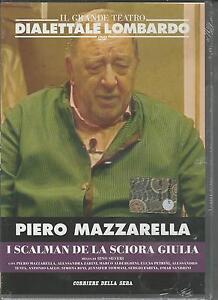 DVD-PIERO-MAZZARELLA-I-SCALMAN-DE-LA-SCIORA-GIULIA-NUOVO-SIGILLATO