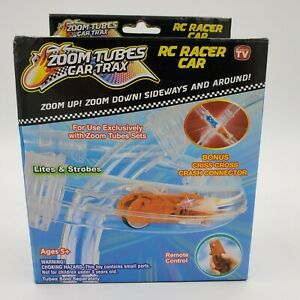 Zoom Tubes Charge Cable  Racer  Pack Remote NEW Orange RC Race Car