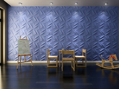 3D Wandpaneele OLIVE Wandverkleidung Deckenpaneele Deckenverkleidung Paneele