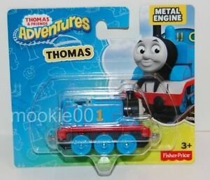 Thomas-amp-Friends-Adventures-THOMAS-THE-TANK-ENGINE-Train-Fisher-Price-DXR79
