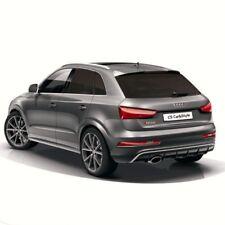 Tönungsfolie passgenau tiefschwarz 5% VW Caddy + Life 3 2K mit Heckklappe 04-15