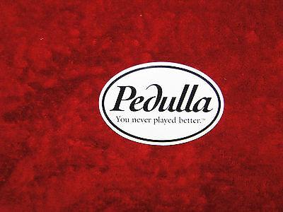 Musical Instruments & Gear Humble Pedulla Bass Sticker......