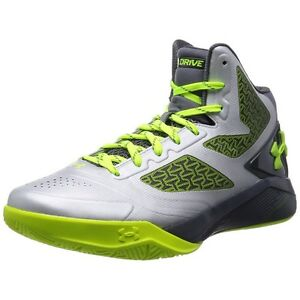 new style dafbd 75363 Image is loading Under-Armour-Men-BasketBall-Shoes-Clutchfit-Drive-2D-