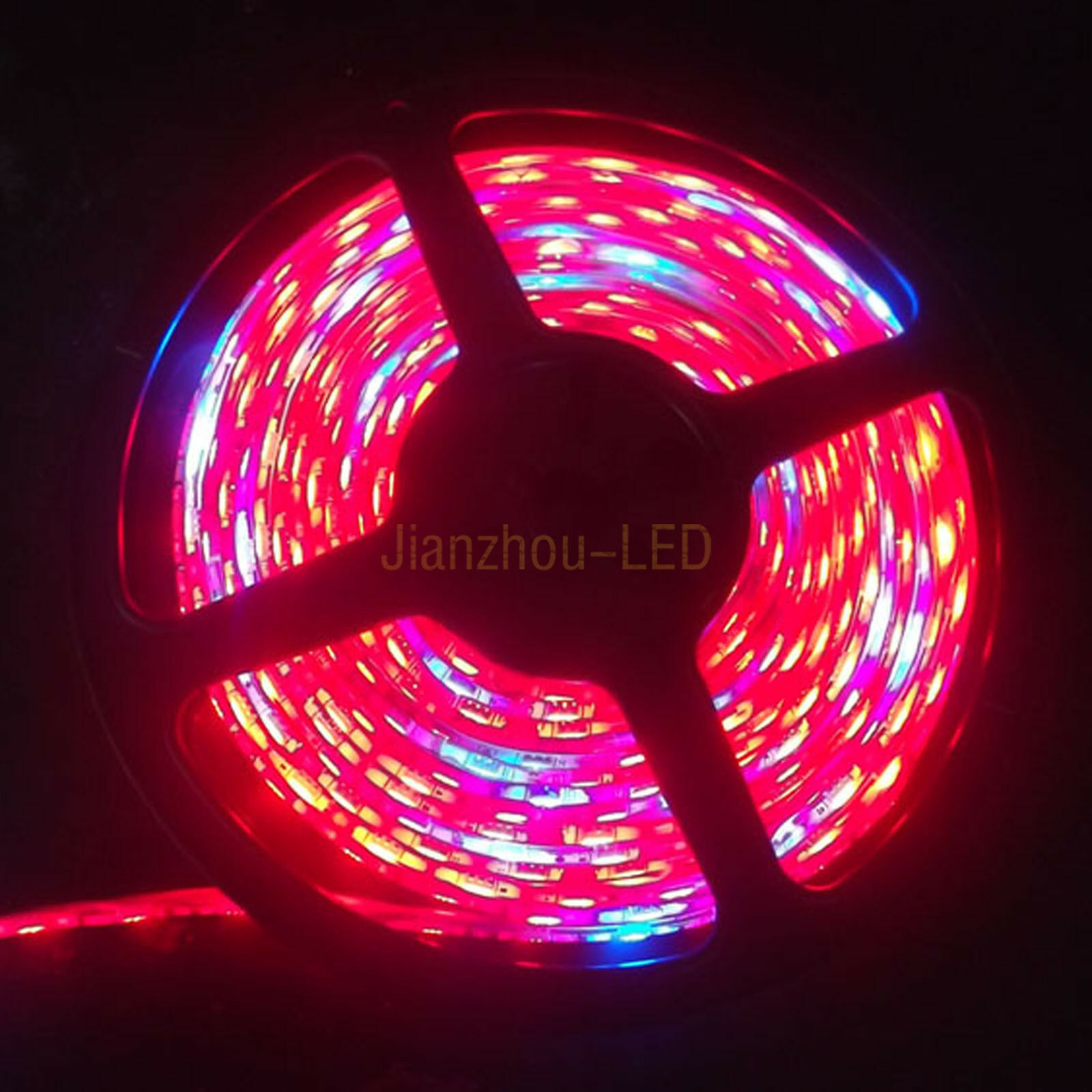 5m 5050 300 LED Strip Light Plant Growing Hydroponic Red Blue 5 1
