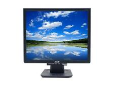 "Acer AL1706 17"" LCD Monitor (With Stand,Power Cord,VGA Cable)"