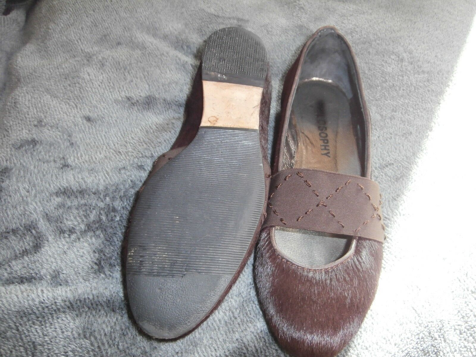 Philosophy Di Alberta Ferretti Ferretti Ferretti chaussures, Taille 4, 37 cd61b1