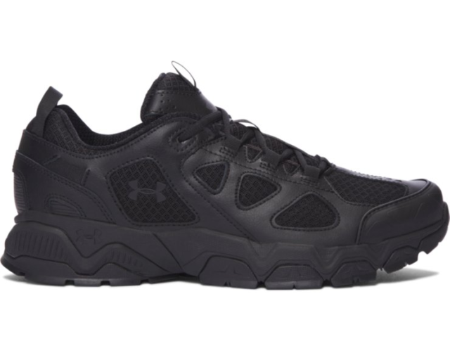 best website 6a349 2074e Under Armour 1287351 Men's Black UA Mirage 3.0 Hiking Military Shoes - All  Sizes