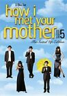 How I MET Your Mother Season 5 0024543693505 With Jason Segel DVD Region 1