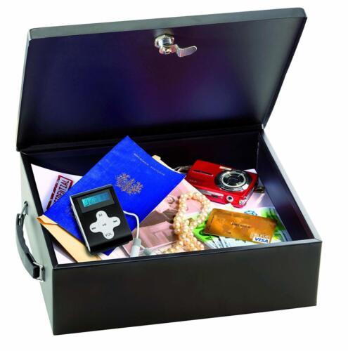 Professional Fireproof Safe Box Lockable Document Storage Box Cash Security File