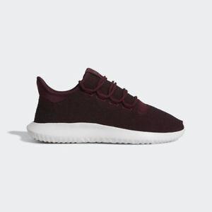 nuovi uomini ombra scarpe adidas originali tubulare (cq0927] bordeaux