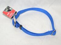 Medium Blue Dog Adj. Collar 5/8 Size M 14-20 Inches Meijer