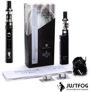 Justfog-Q16-kit-cigarette-electronique-Resistances-x2-AUTHENTIQUE-LETTRE-SUIVIE