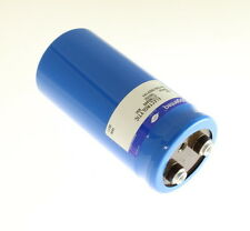1x 15000uF 100V Large Can Electrolytic Capacitor 100VDC 15000mfd 100Volts 15,000