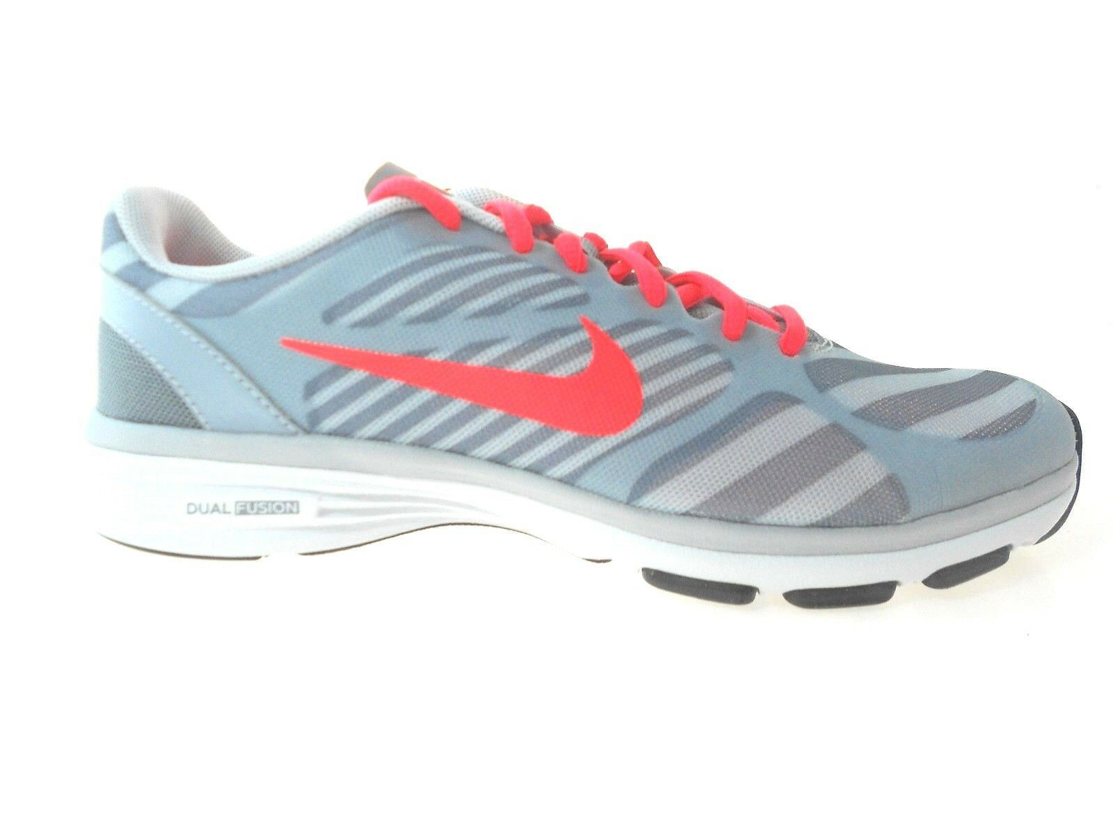 NIKE gris/RED DUAL FUSION TR PRINT femmes WOLF gris/RED NIKE RUNNING Chaussures  579812-013 955530