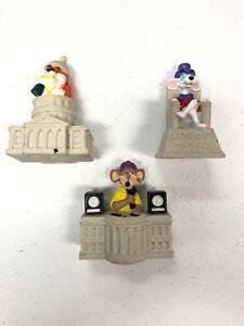 Capitol-Critters-Burger-King-Kids-Meal-Figure-Set-1992