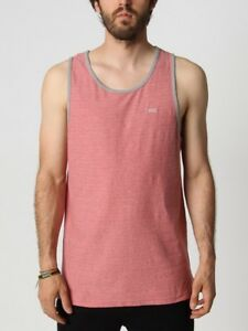73dab2b8dd2bb9 Details about Vans Off The Wall Men s Balboa II Sleeveless Tank Tops S05  (Retail  24.00)