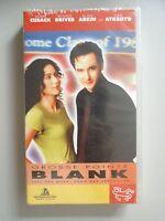 NEU OVP VHS Grosse Pointe Blank - Komödie Action John Cusack Minnie Driver Arkin