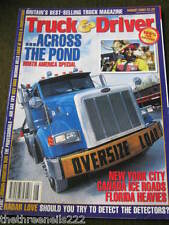 TRUCK & DRIVER - CANADA ICE ROADS - AUG 2004